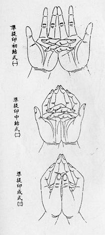 准提咒及手印 - 达哇 - 法身圆满